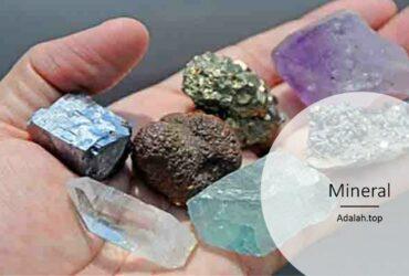 Pengertian Mineral: sifat, jenis, contoh, kegunaan