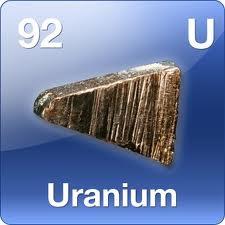 Penggunaan uranium